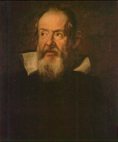Justus Sustermans: Picture of Portrait of Galileo - Uffizi Gallery, Florence
