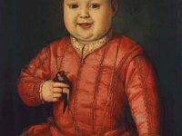 Giovanni de' Medici as a Child