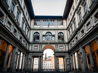 Uffizi Live, the summer festival of shows at the Uffizi Gallery, starts again
