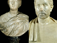 Two Roman sculptures restored!
