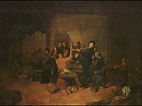Peasants at the Tavern