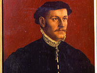 Portrait of a Man, thought to be Thomas More