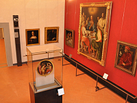 Great Italian artists at the Uffizi: Pontormo and the room 61