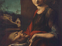 Salome with the Baptist's Head