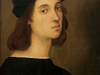 Raffaello Sanzio, master of Italian art, who had a short life