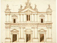 Giuliano da Sangallo: exhibition at the Department of Drawings and Prints of the Uffizi