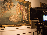 The Opificio delle Pietre Dure will take care of the Uffizi works