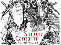 New Exhibition at the Department of Prints and Drawings: Simone Cantarini, Opere su carta agli Uffizi