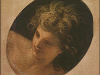 Head of a Youth (Head of an Angel)