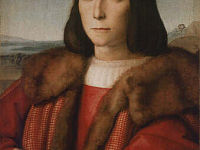 Portrait of a Man, thought to be Francesco Maria della Rovere