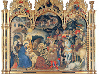 The Adoration of the Magi by Gentile da Fabriano