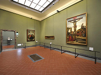The new rooms dedicated to the second Quattrocento have been inaugurated