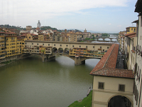 The Uffizi future: the idea of opening the Vasari Corridor to get to Palazzo Pitti.