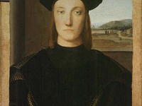 Portrait of Guidubaldo da Montefeltro