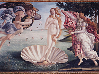 The real name of the Birth of Venus - Botticelli