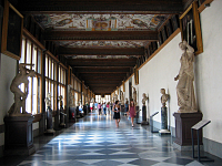 The German Art historian Eike Schmidt is the new director of the Uffizi Gallery