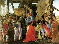 The Adoration of the Magi by Botticelli: an artwork full of innovation