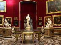 The Tribuna of the Uffizi - the first museum of the Modern Age