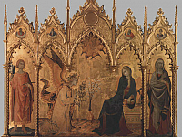 The Sienese School of painting