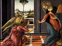 Botticelli et l'Annonciation de Cestello