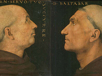 Portraits of Don Biagio Milanesi and Baldassarre Vallombrosano