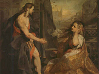 Christ and Mary Magdalen