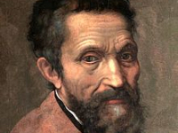Michelangelo Buonarroti and the Doni Tondo