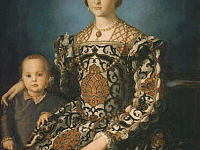 Eleonora of Toledo with her Son Giovanni
