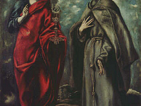 Saint John the Evangelist and Francis