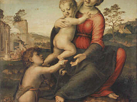 Madonna of the Well