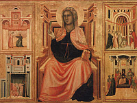 Saint Cecilia and Eight Stories from her Life