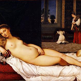 Venus of Urbino :: Titian :: Uffizi Gallery news
