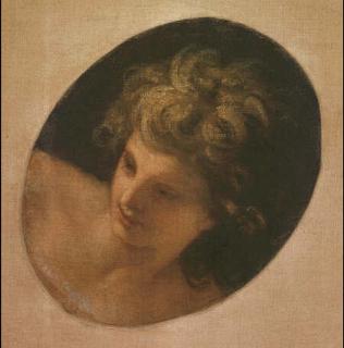 testa di angelo gian lorenzo bernini ▻  head of a youth head of an angel gian lorenzo bernini oil
